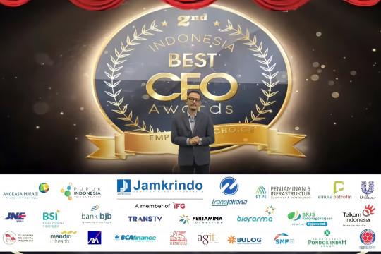 Jajaran CEO terbaik pilihan pegawai versi The Iconomics