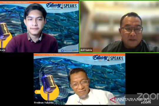 Rektor IPB: Ekosistem laut tunjang sektor industri Indonesia