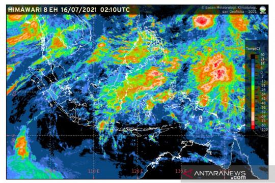 BMKG: Waspadai peningkatan suhu di Kalbar dan NTT