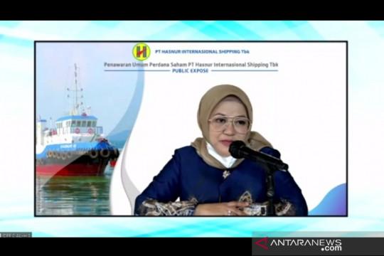 Perusahaan transportasi laut Hasnur Internasional siap melantai di BEI