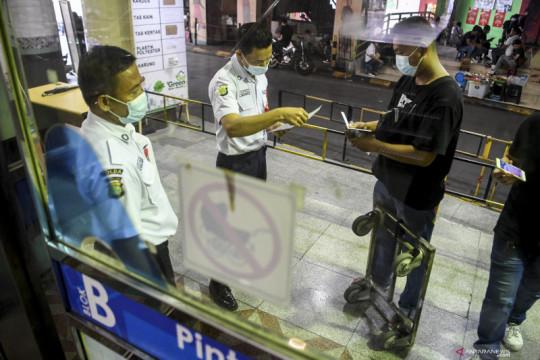 Wagub apresiasi Pasar Jaya soal kewajiban menunjukan bukti vaksinasi
