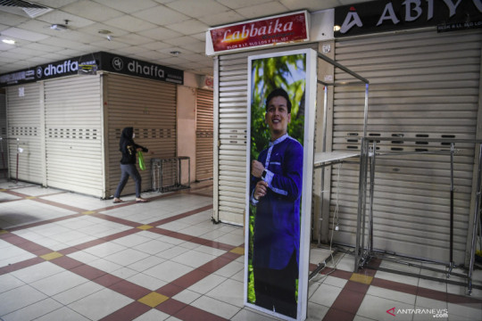 Pemerintah resmi tanggung PPN sewa toko pedagang