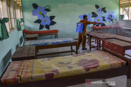 Sekolah di Ciamis jadi lokasi isolasi pasien COVID-19