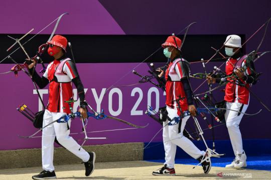 Arif Dwi Pangestu tersisih di babak eliminasi Olimpiade Tokyo