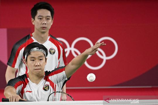 Kevin/Marcus incar emas Olimpiade Tokyo