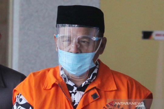 M Totoh Gunawan diperiksa KPK terkait dugaan korupsi COVID-19 di Kabupaten Bandung Barat