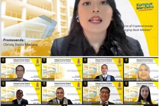 UI luluskan Doktor Manajemen Keuangan dan Perbankan ke-292