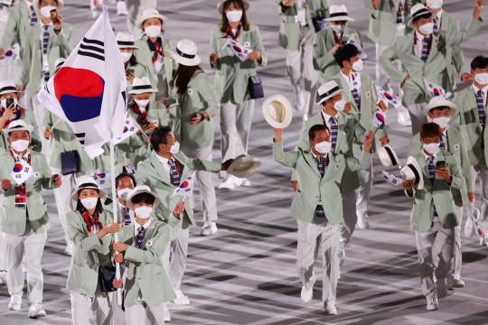 """Atlet Korsel di Olimpiade, dari peraih medali hingga bintang """"variety"""""""