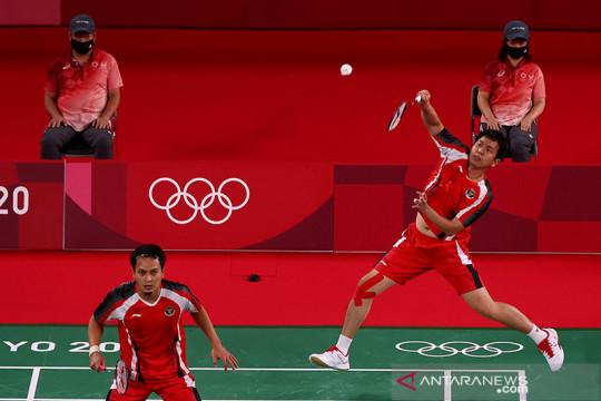 Jadwal tim Indonesia hari ini: The Daddies dan Minions kembali tampil