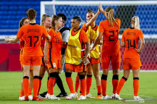 Belanda lumat China, Brazil menang tipis atas Zambia