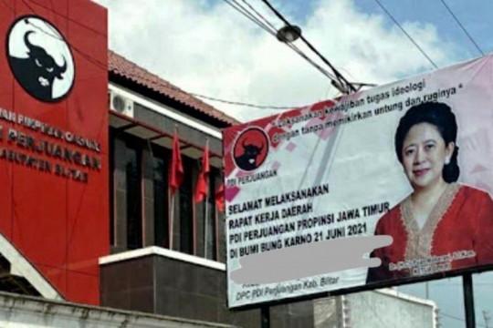 Pengamat sarankan vandalisme baliho Puan disikapi tenang
