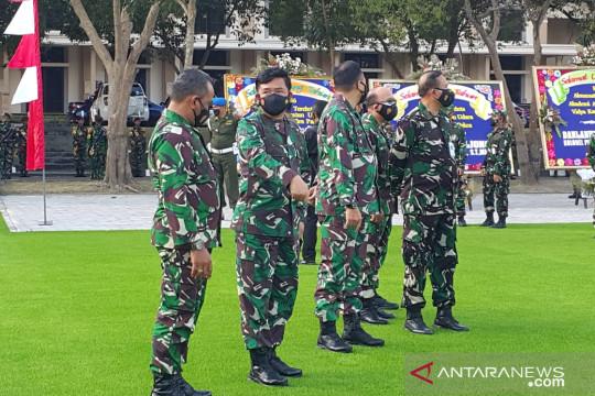 Panglima TNI meresmikan Lapangan Putra Angkasa AAU di Yogyakarta