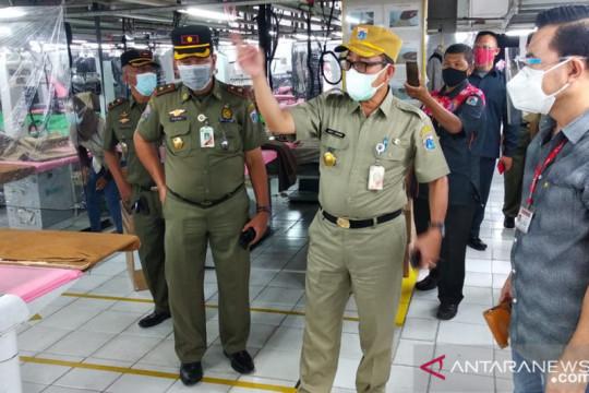 Satu perusahaan di Cakung kena tegur karena langgar PPKM level 4