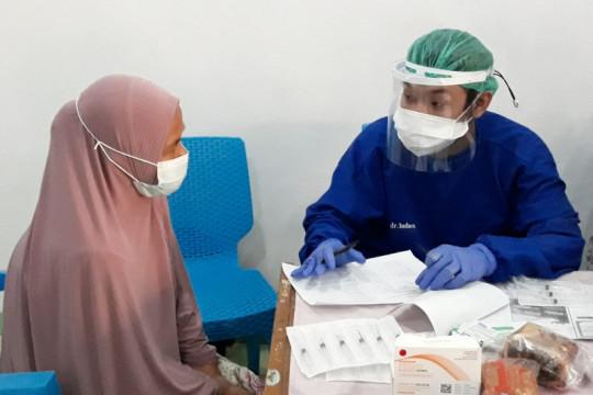 61,36 persen warga Ciracas sudah ikut vaksin COVID-19
