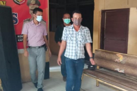 Polisi menangkap pemalak sopir pengangkut bawang di Medan