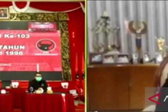 Megawati instruksikan kader PDIP gotong royong bantu rakyat