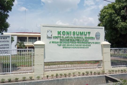 KONI Sumut siapkan 186 atlet hadapi PON Papua