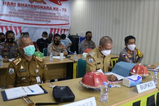 Akibat lonjakan kasus COVID-19, Polewali Mandar terapkan PPKM level 3