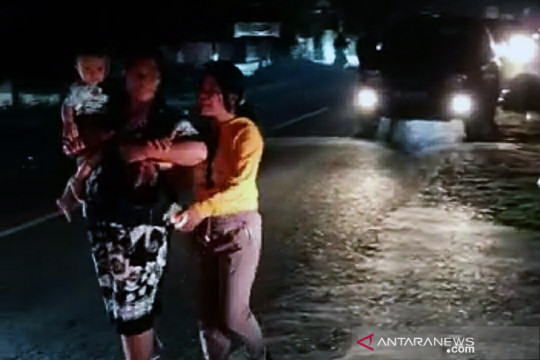 BMKG: Gempa di Tojo Una-Una tidak terkait aktivitas Gunung Colo