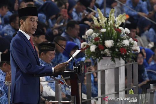 Presiden tetapkan PP tentang Disiplin Pegawai Negeri Sipil