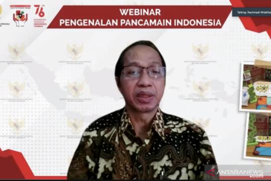 Direktur GTK Kemendikbud: Kompetensi untuk pengarusutamaan Pancasila