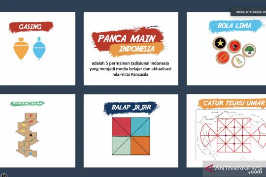 BPIP perkenalkan Pancamain kepada tenaga pengajar seluruh Indonesia