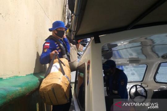 KP Polairud evakuasi 500 penumpang KM Tidar