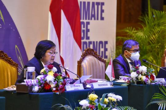Menteri LHK sampaikan posisi adaptasi RI di pertemuan jelang COP26