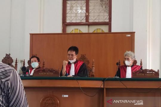 Hakim Tipikor Makassar: Uang untuk pilkada NA hanya sumbangan politik