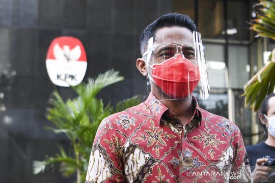 Hengky Kurniawan diperiksa KPK