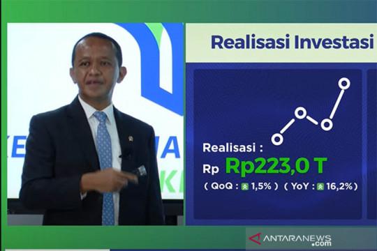 Semester I 2021, investasi di luar Jawa capai 51,5 persen