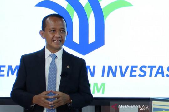 Bahlil sebut ada tiga negara realisasikan investasi akhir 2021