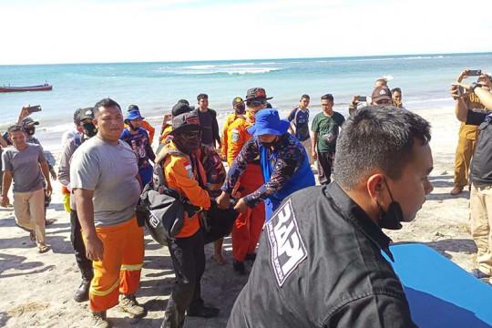 Tim SAR evakuasi jenazah pelajar tenggelam di Aceh Besar