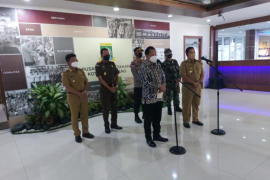 Mendagri apresiasi penanganan COVID-19 Pemkot Tangerang