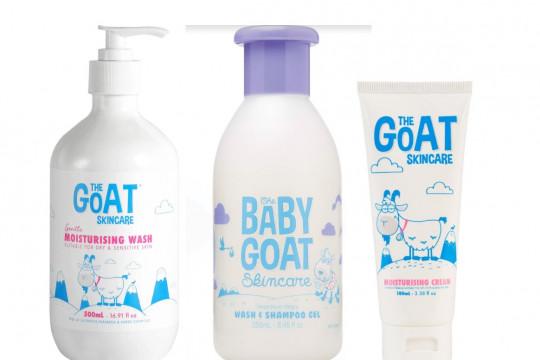 Susu kambing dan kopi untuk perawatan kulit ibu dan anak
