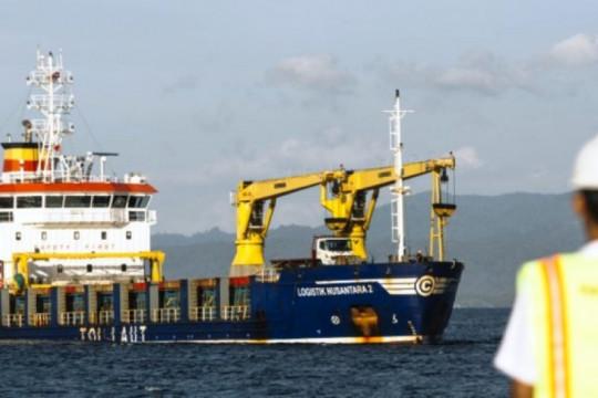 Layanan angkutan tol laut bantu pengusaha lokal Papua