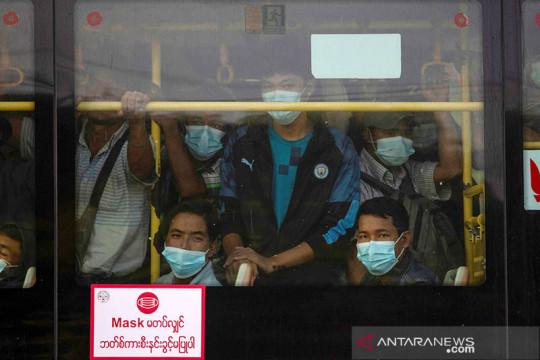 Krisis COVID-19, junta Myanmar cari kerja sama global
