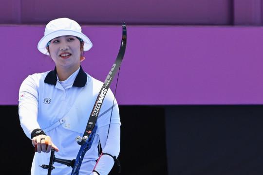 Pemanah unggulan kedua Korsel tersingkir di Olimpiade Tokyo