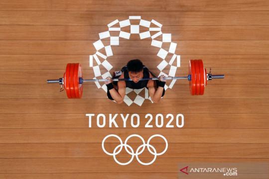 Rahmat Erwin Abdullah raih perunggu untuk Indonesia di Olimpiade Tokyo