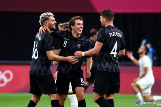 Selandia Baru lolos ke perempat final usai main imbang lawan Rumania