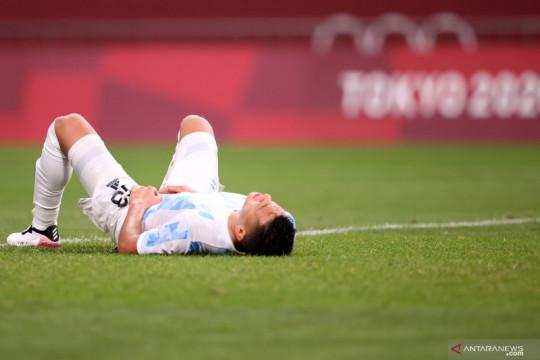 Argentina gagal ke perempat final seusai imbang dengan Spanyol