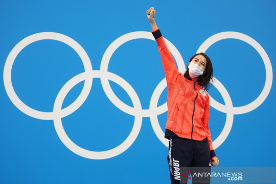Klasemen perolehan medali Olimpiade: Jepang pertahankan posisi puncak