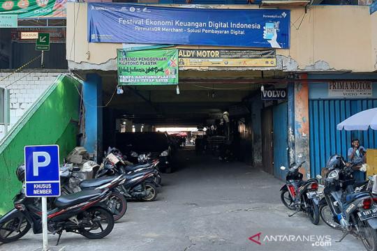 Pengunjung Pasar Cipete Utara meningkat 40 persen selama PPKM Level 4
