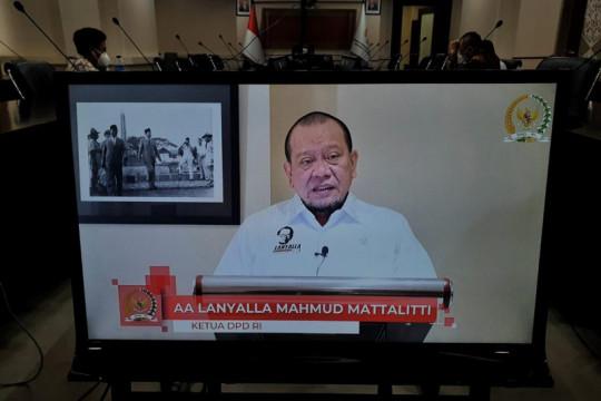 LaNyalla: DPD persiapkan desain legislasi pelayanan publik modern
