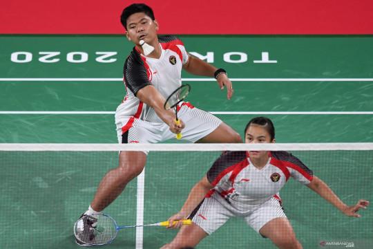 Praveen/Melati akui banyak lakukan kesalahan saat hadapi Zheng/Huang