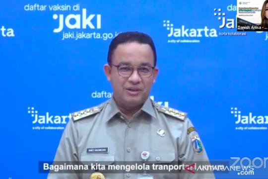Anies harap banyak masukan soal pengelolaan transportasi di Jakarta