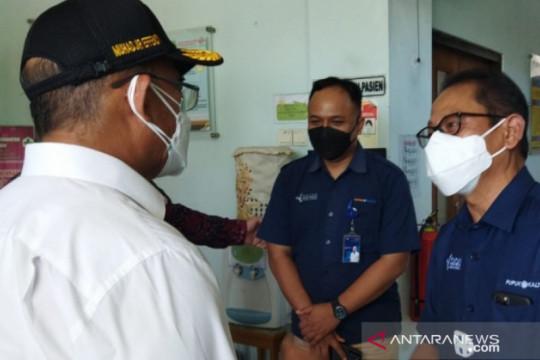 PKT pastikan dukung pemenuhan oksigen medis di Kaltim