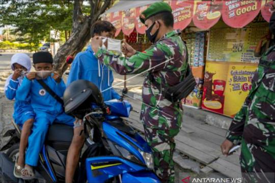 Satgas: Kepatuhan prokes Jawa-Bali lebih baik dibandingkan lainnya