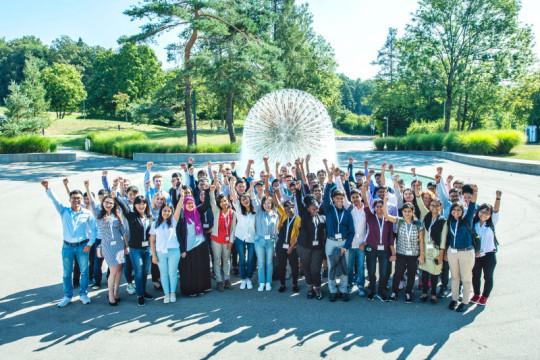 Perusahaan teknologi asal Swiss beri beasiswa pada mahasiswa STEI ITB