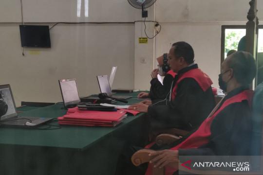 Kurir sabu senilai Rp7 miliar di Palembang divonis seumur hidup